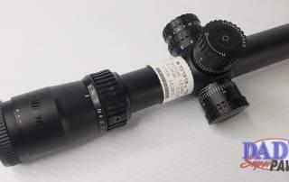 Nikon BLACK X1000 Riflescope 4-16x50SF Matte IL X-MRAD