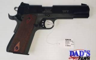Sig Sauer 1911-22 Blued 22LR Rimfire Pistol